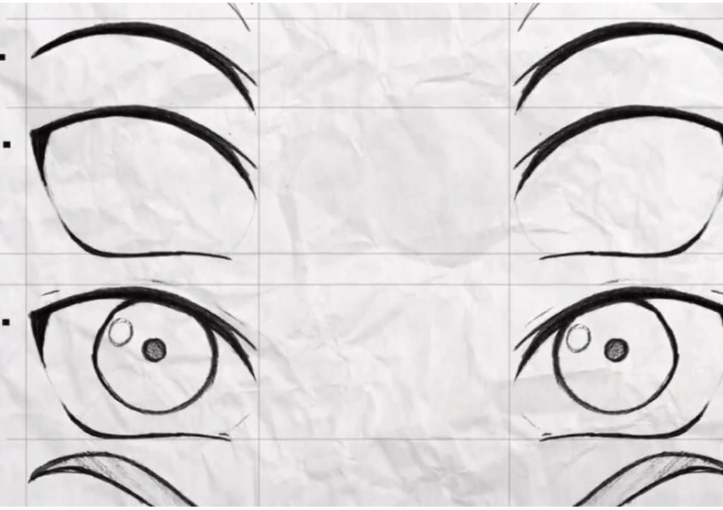 Olho De Anime Saiba Como Fazer Para Desenhar Olhos De