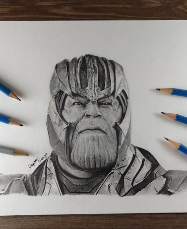 Homem De Ferro Aprenda A Desenhar O Personagem Dos